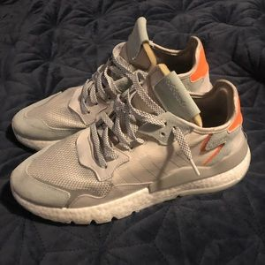 Adidas NITE JOGGER size 11.5
